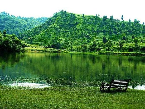 Hariana, India: A beautiful lake