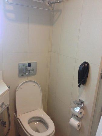 Ibis Abu Dhabi Gate: Bathroom