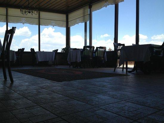 Hotel Lale Saray: RESTO