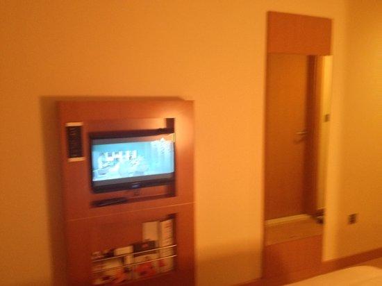 Ibis Abu Dhabi Gate: TV in Rooms