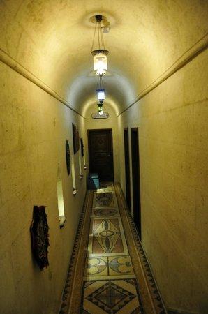 Hotel Lale Saray: CORİDOR