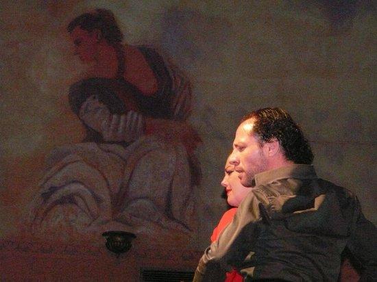 El Palacio Andaluz: Flamenco