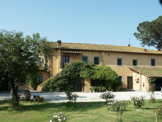 Agriturismo Il Bottaccino: les chambre d'hôtes