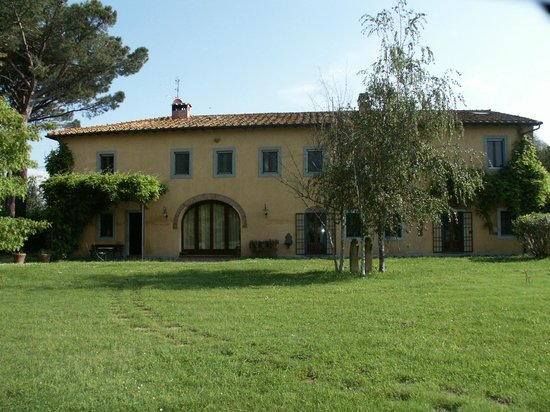 Agriturismo Il Bottaccino: chamvres d'hôtes (suite)
