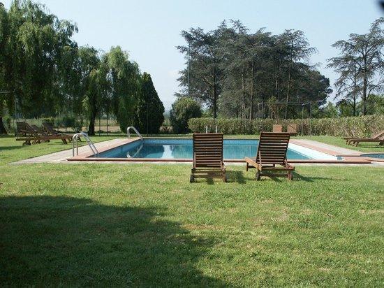 Agriturismo Il Bottaccino: La piscine