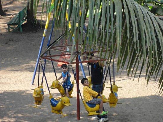 Lotus Beach Resort: children play area