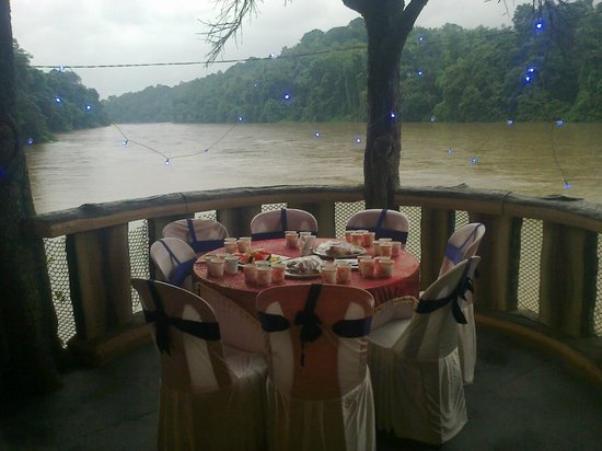 Emarald Ayurveda Resort: River side