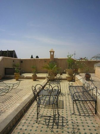 Riad Norma: Rooftop
