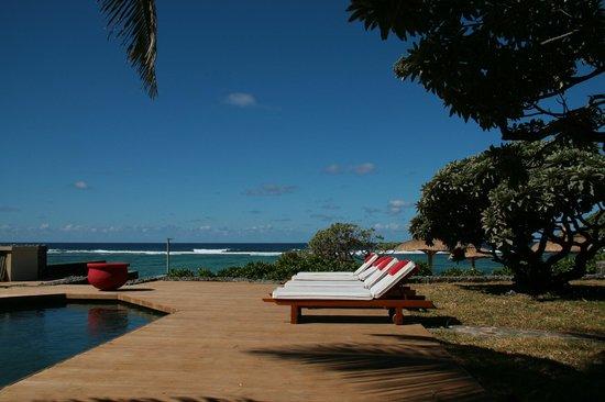 La Maison D'ete Hotel: Poolbereich