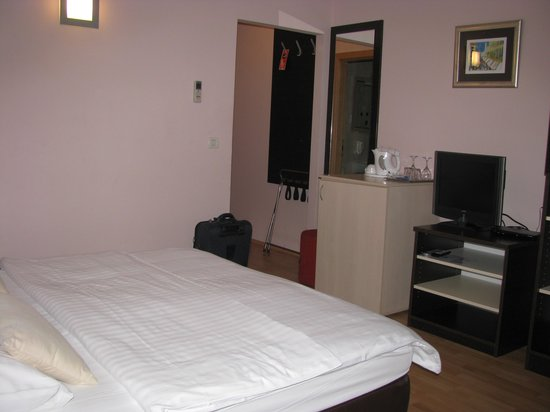 Berkeley Hotel & Day Spa: room1