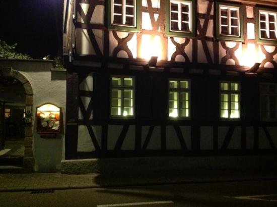 Hotel Salischer Hof : aussenansicht