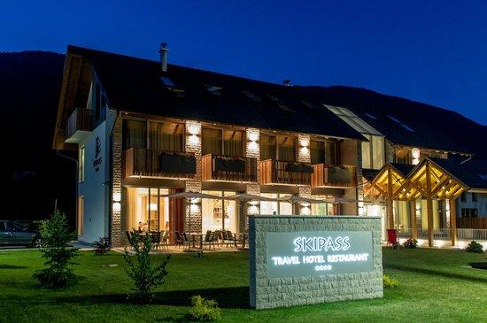 Hotel & Restaurant Skipass: Skipass Hotel