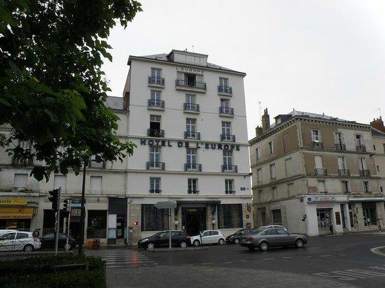 Hotel de L'Europe: hotel