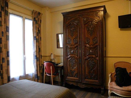 Hotel de L'Europe: room