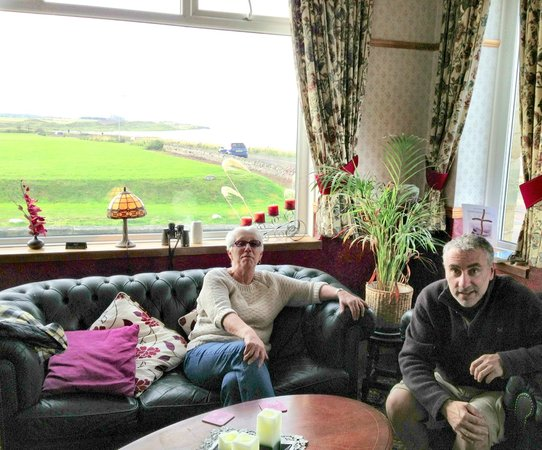 St Aidan Hotel: Cosy lounge