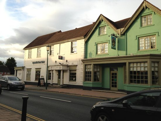Greswolde Arms Hotel: Hotel