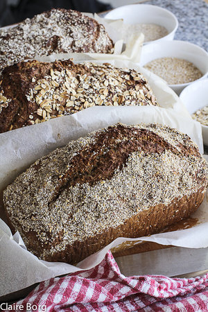 Gourmet Gozo: Home made brown bread