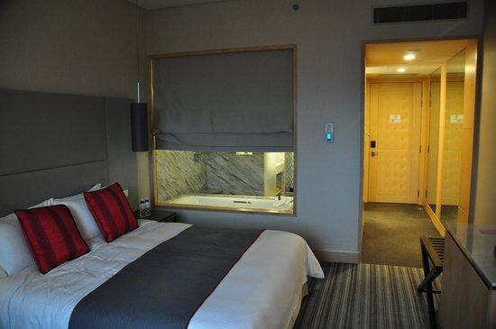 Carlton Hotel Singapore: Room 1357