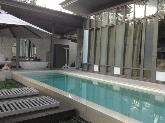 SALA Phuket Resort and Spa: Private pool