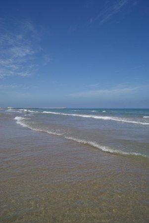 Iberostar Saidia : plage