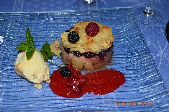 Le Mas des Monèdes : Dessert