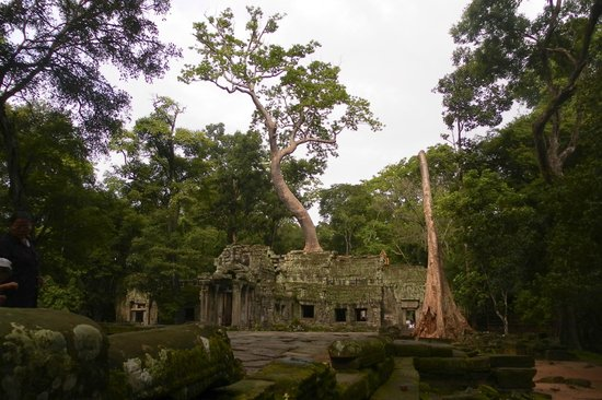 Shinta Mani Angkor: Shinta Mani Club - great base from which to explore the temples