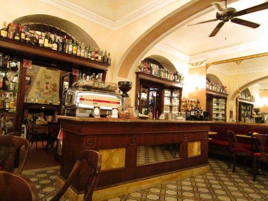 Caffe Fiaschetteria Italiana 1888: ältestes Cafe in Montalcino