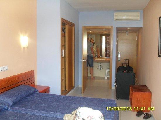 Caribe Ibiza Hotel: room 401