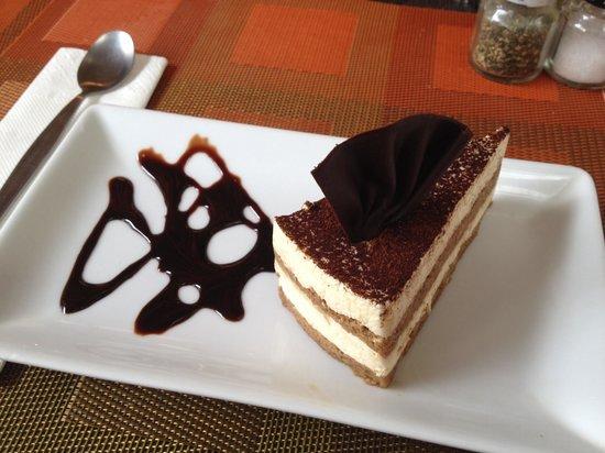Bite in: Tiramisu