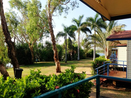 Discovery Parks - Lake Kununurra: View from basic cabin