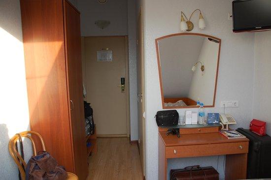 Nevsky Hotel Grand : le couloir