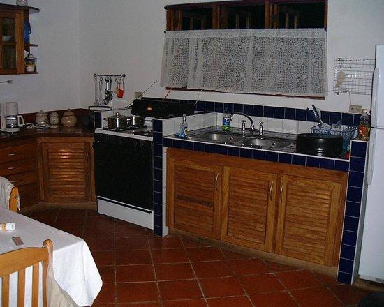Jemas Guesthouse and Apartments: Hier kann man richtig kochen