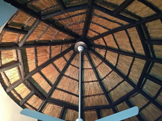 Olifants Rest Camp : Soffitto stanza
