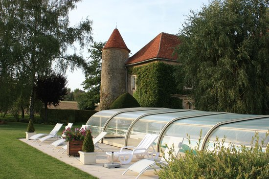 Château de Ribourdin : maison propriétaire