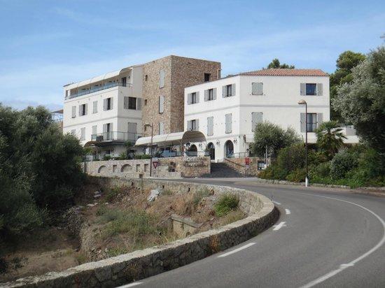 Hotel Chez Charles : vue générale