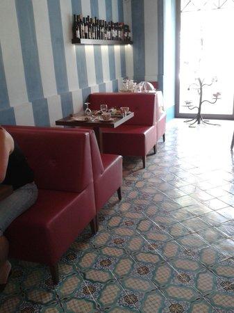 Palazzo Marziale: breakfast room ??
