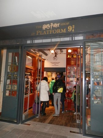 Ticket to the Hogwarts express! - Picture of Harry Potter ...