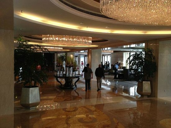 Baolilai International Hotel: Lobby