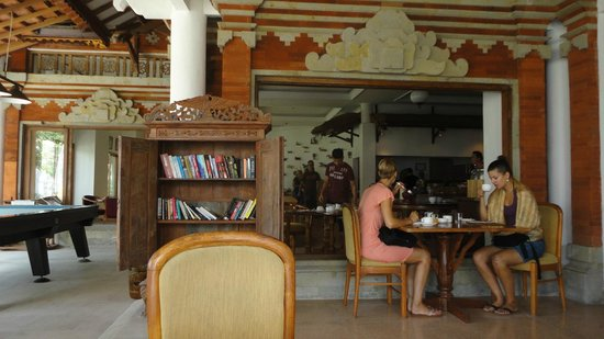 Keraton Jimbaran Beach Resort: breakfast restaurant