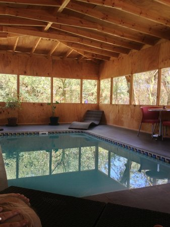 Atacama Adventure Wellness & Ecolodge: Piscina
