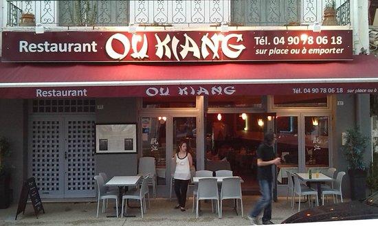 Ou Kiang : extérieur