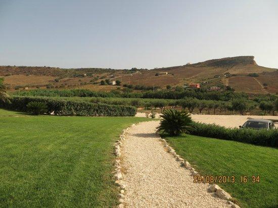 Borgo Giallonardo: panorama