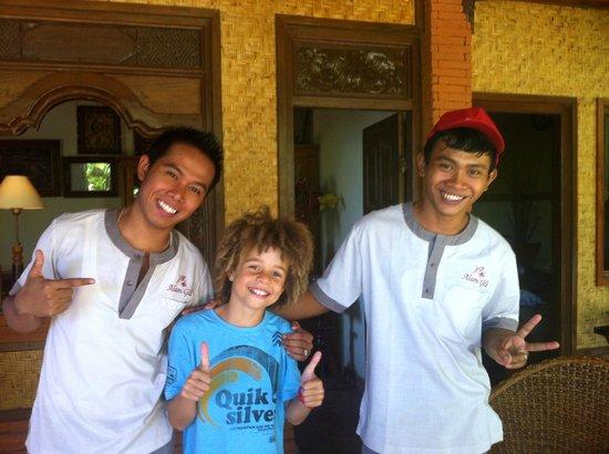Alam Gili: team& son