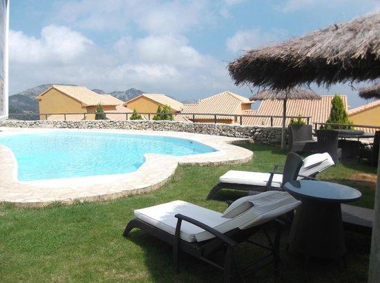 Hotel Alahuar: Zwembad