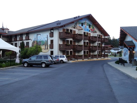 Icicle Inn at Icicle Village Resort: Icicle Inn, Leavenworth