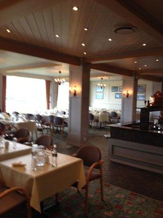 Ustedalen Hotel: salão almoço