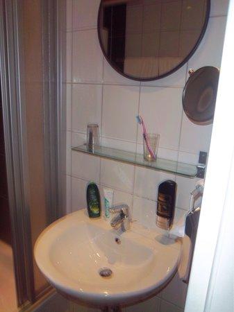 Centro Hotel Design Apart: ванная комната