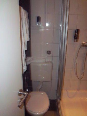 Centro Hotel Design Apart: ванная