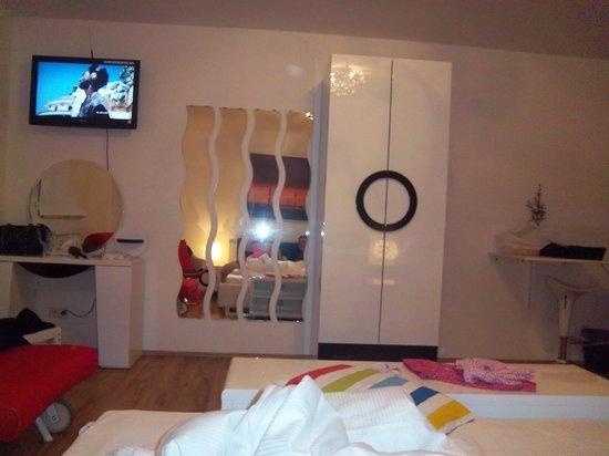 Centro Hotel Design Apart: комната