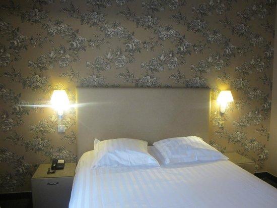 Hotel de Paris : Room